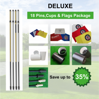 Flagpins Holecups and Flags Deal